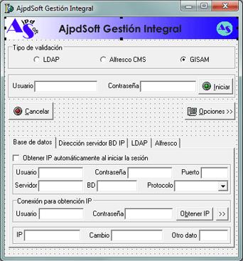 Formulario inicio sesión en Delphi y MySQL, validar usuario en LDAP