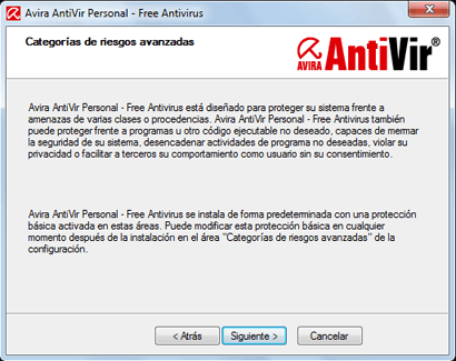 Avira Antivir Personal Free Antivirus